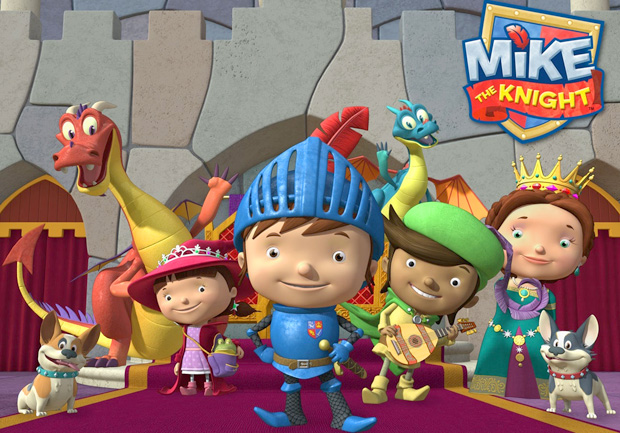 HIT Entertainment's 'Mike The Knight' Wins Int'l Emmy Award