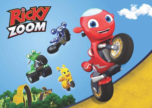 Eone Renews 'Ricky Zoom' For Season 2
