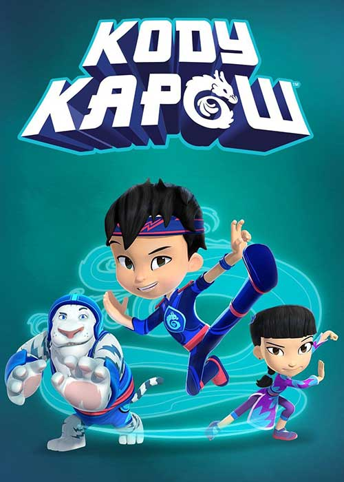 Kody Kapow poster