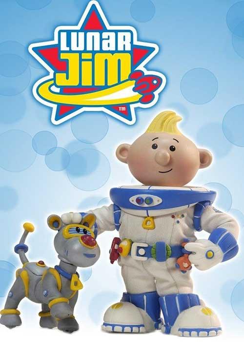 Lunar Jim poster