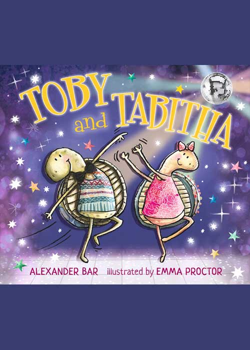 Toby and Tabitha poster