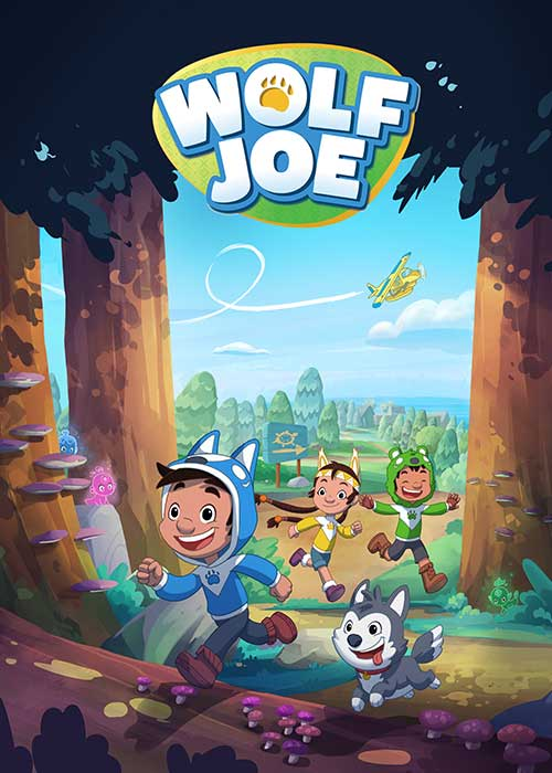 Wolf Joe poster