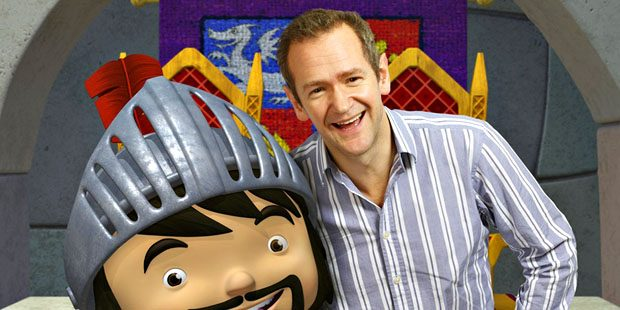 Alexander Armstrong joins cast of Mike the Knight