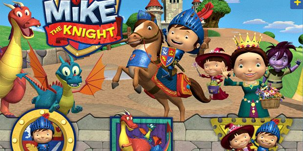 Hit Entertainment launches first Mike the Knight storybook app